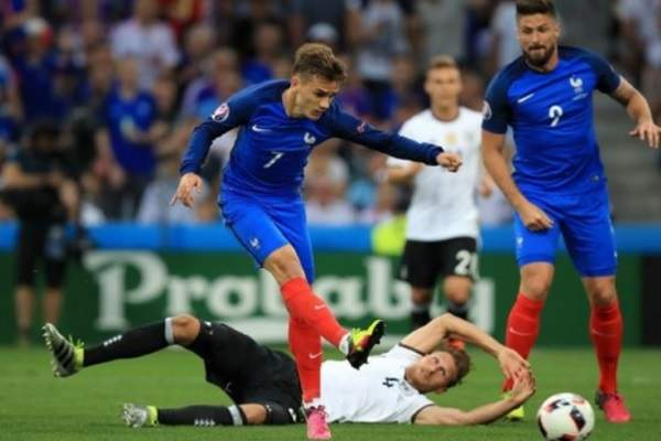 Goal of Kilian Mbappe brought victory to the French team