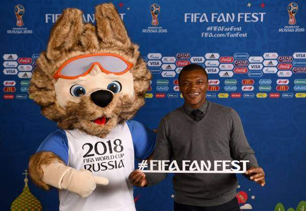 Schedule of concerts at the FIFA fan fest in Samara